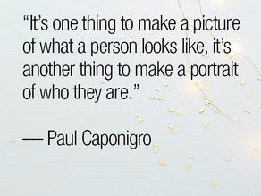 The Art of Portraiture