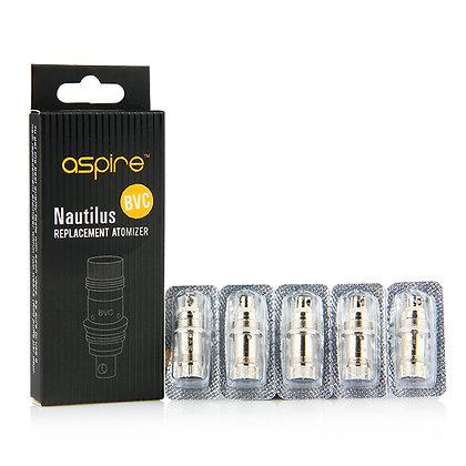 Aspire Nautilus/Nautilus 2 BVC Head 5pcs