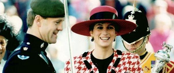 Princess Diana Ken Hames