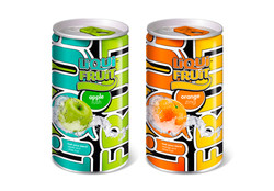 Liquifruit Pack Design