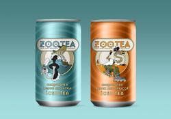 Zootea Packaging & Illustration