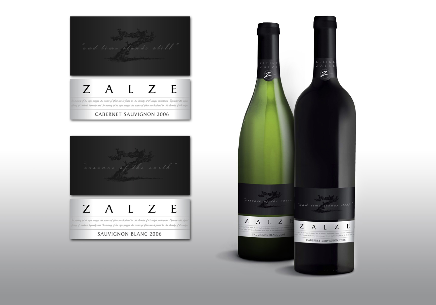Zalze Lable Design