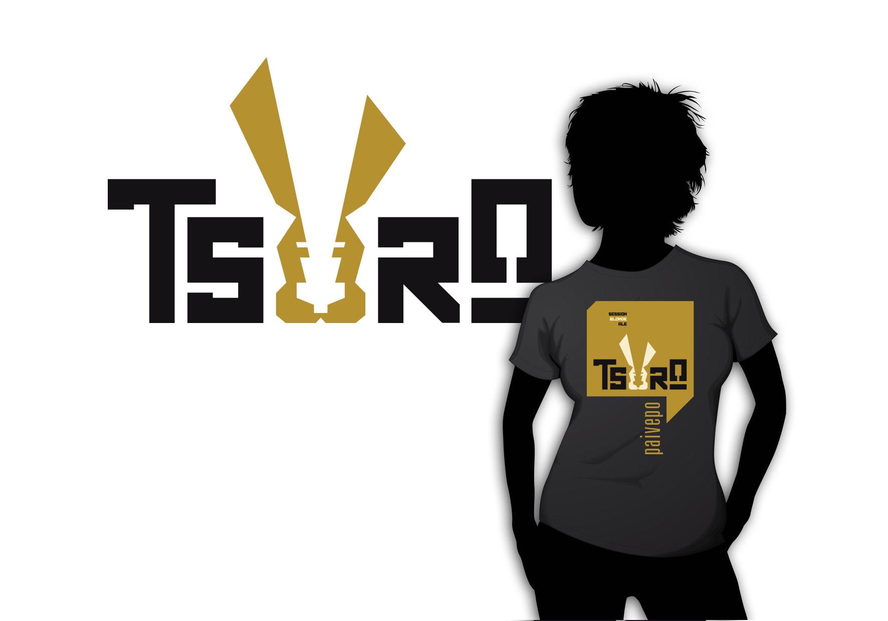 Tsuro Logo & T-Shirt