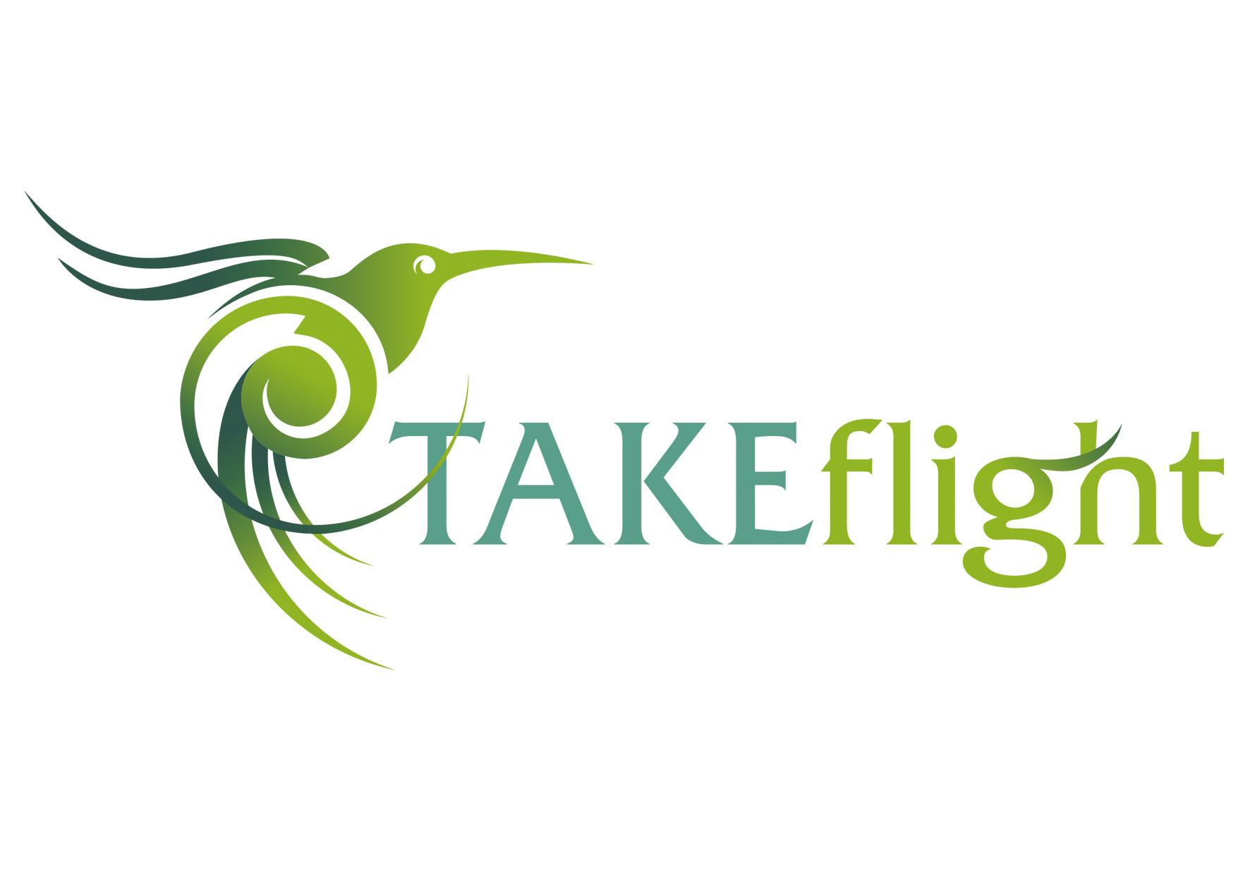 Take Flight Logo