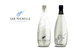 San Michelle Logo and Packaging