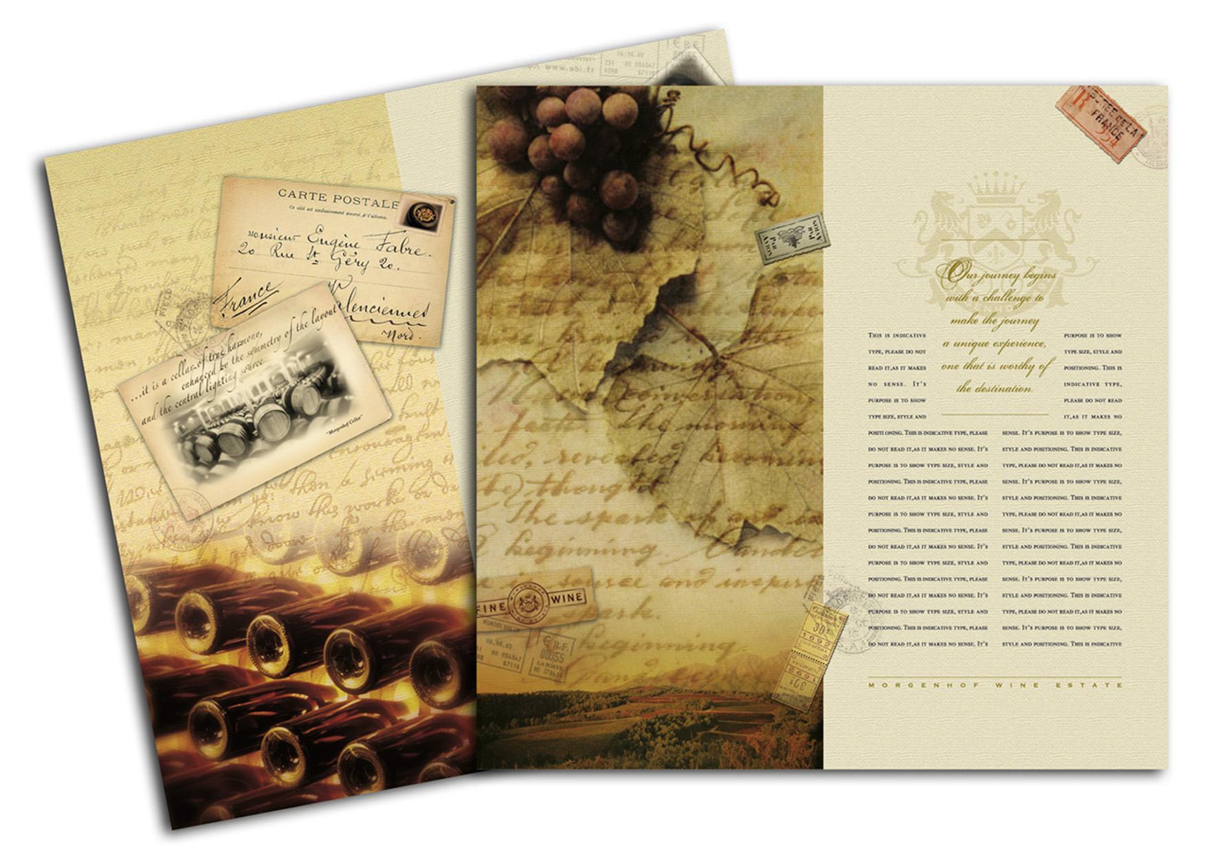Morgenhof Brochure