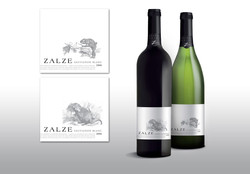 Zalze Lable Design