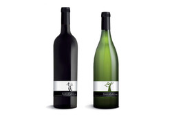 Foot of Africa Wine Label