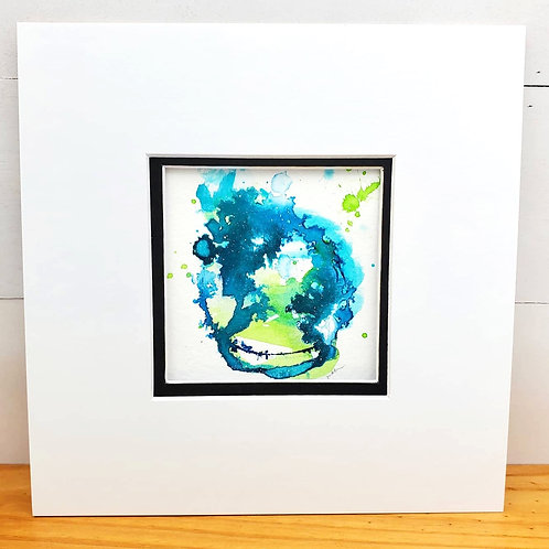 Abstract watercolor #2