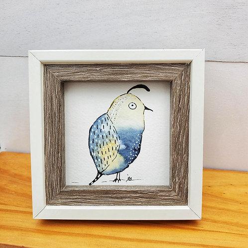 Bird 1 - Quail