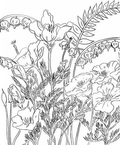 Midsummer Bouquet
