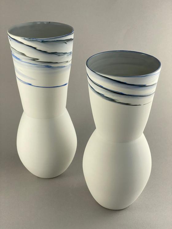 Agate ware Vase