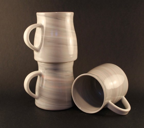 Agate ware Mugs - SOLD