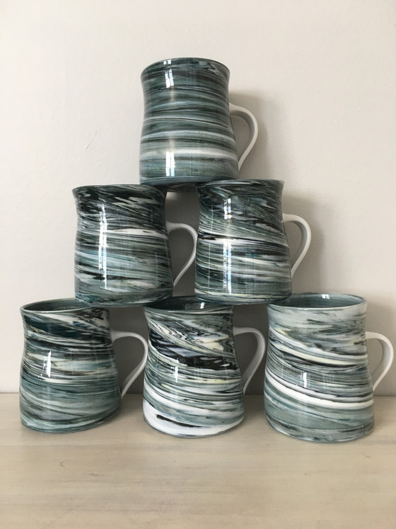 Agate ware Mugs - SOLD in NewZealand.