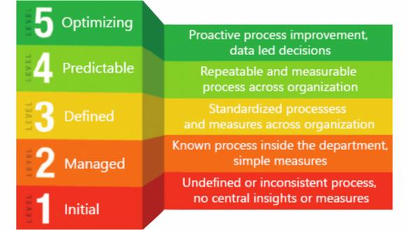 Maturity Model Online Assessment