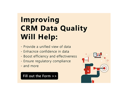 Driving Data Quality