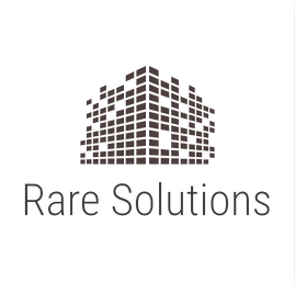 Rare Solutions Logo (Vertical)-Transpare