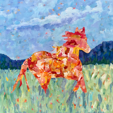 Sunny Mustang
