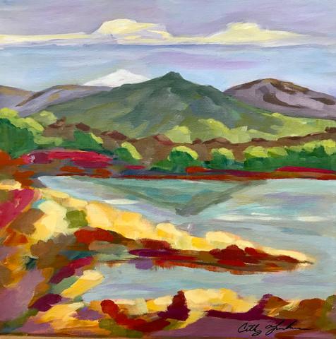 Reflections on Waldon Pond