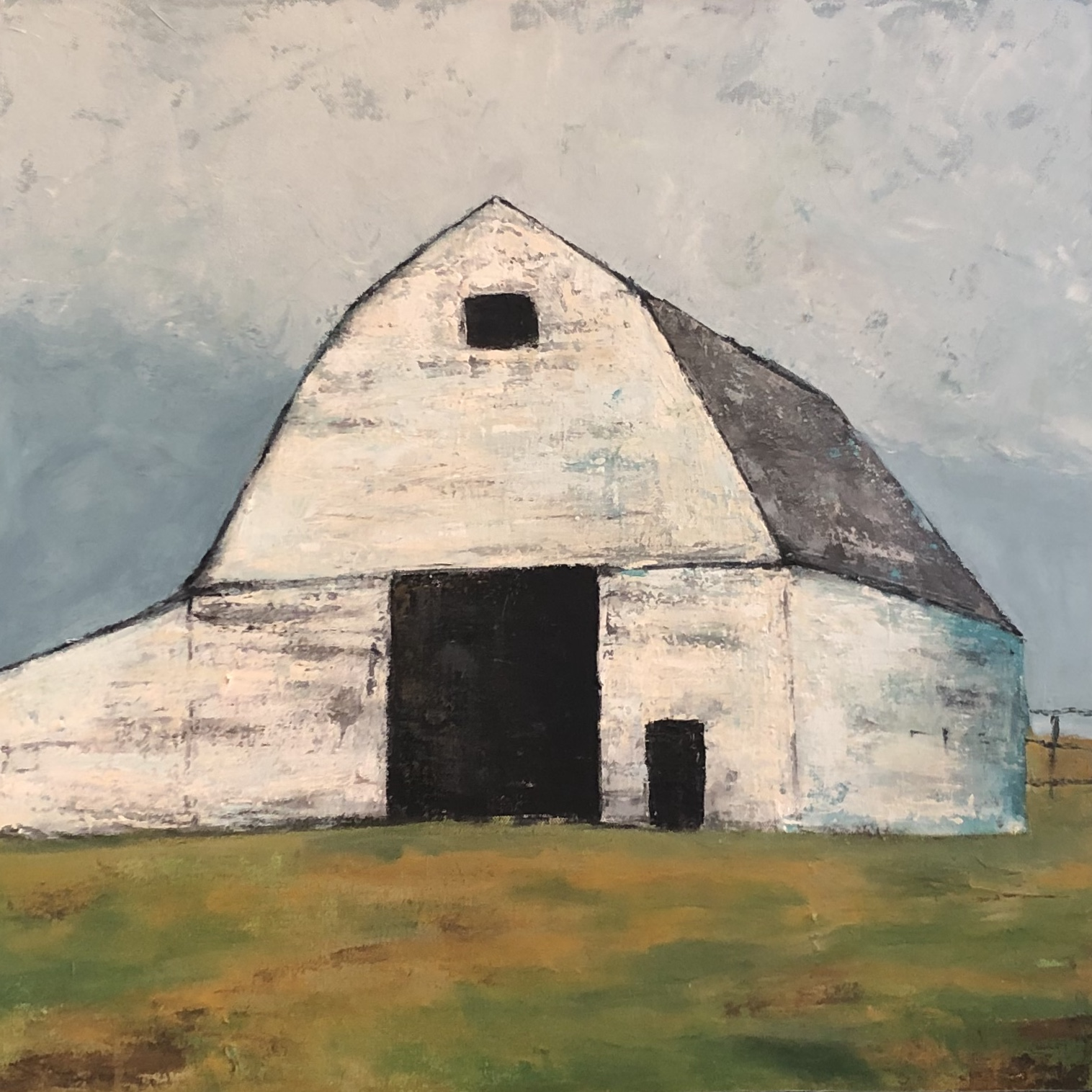 Rural Life  24 x 24 $500