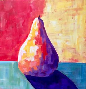 Iluminated Pear