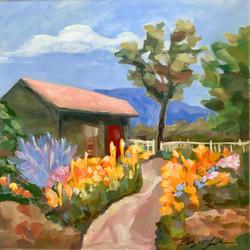 Jean's Garden 12 x 12 $145