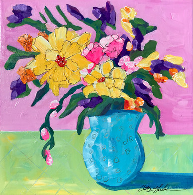 Retro Bouquet