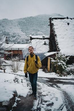 snowy Hugh