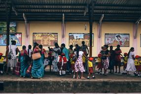 SRI LANKA STATION