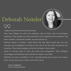 Deborah Neiteler - Wills, Trusts, Probate and Powers of Attorney