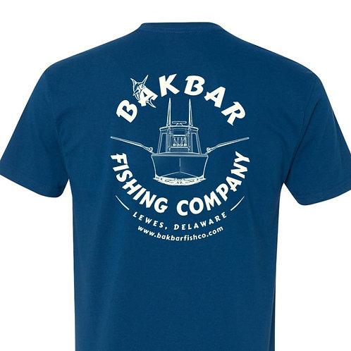 BakBar Fishing Co. T-Shirt