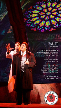 Faust Poster, 2015