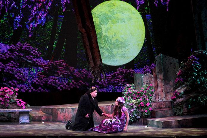 Faust Act 3 duet