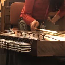 experiments on the santour