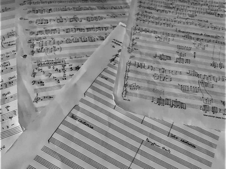Composing with dyslexia: Part II