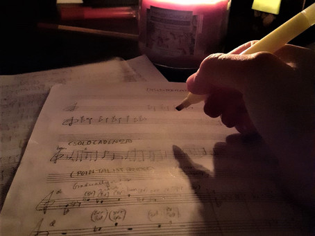 Composing with Dyslexia: Part I