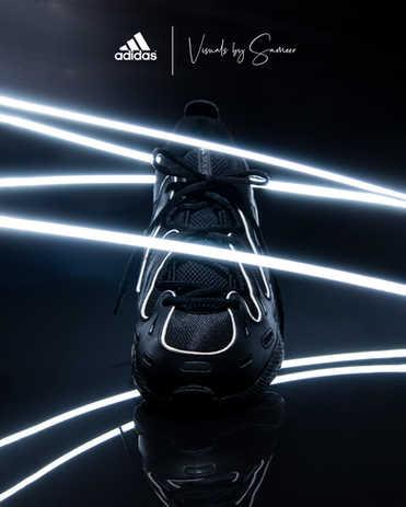 Adidas x Visuals by Sameer