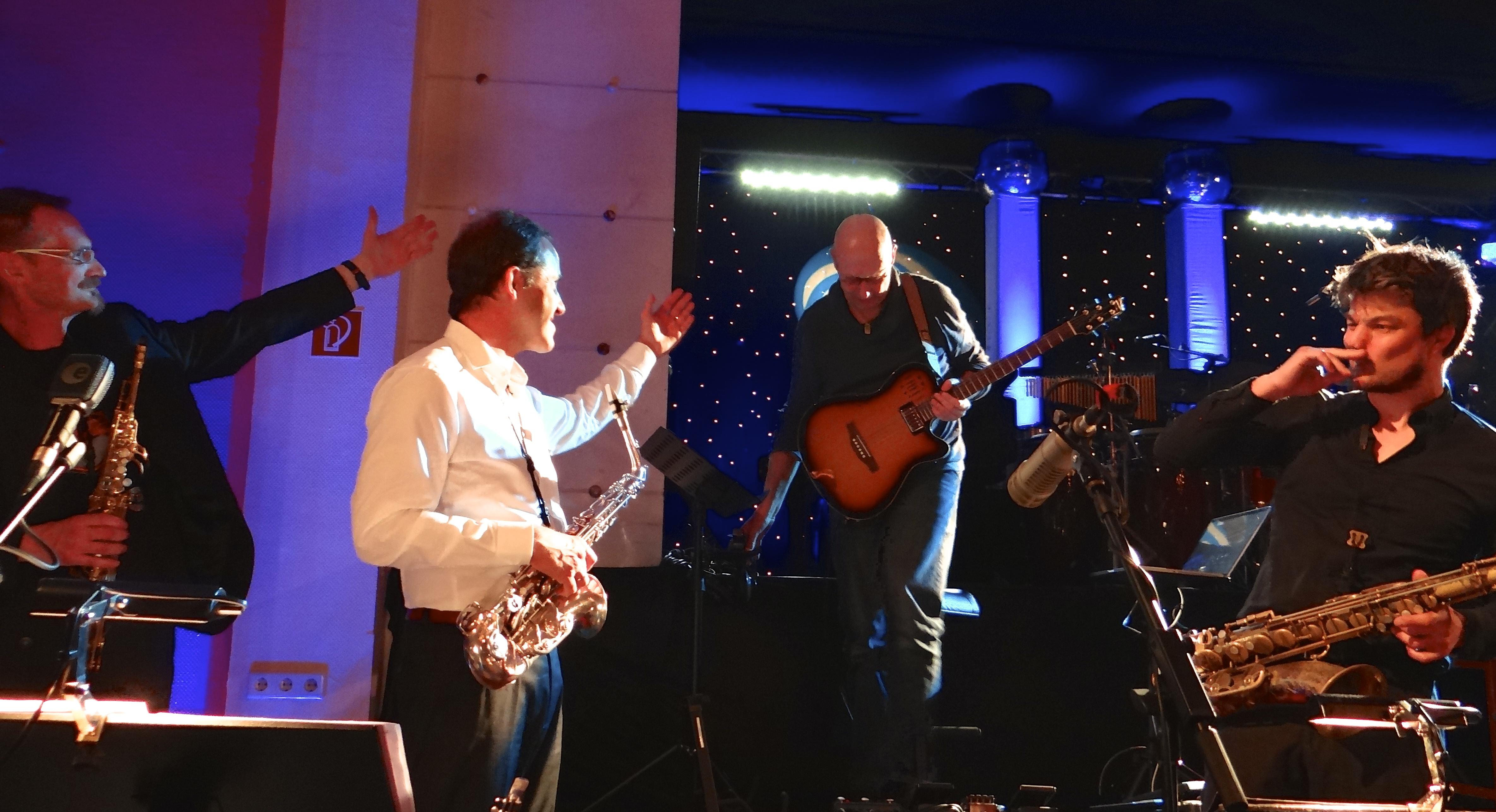 Jonny Möller Saxophon
