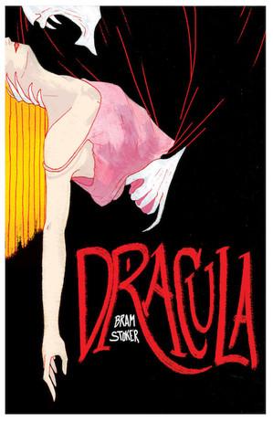 Dracula Mock Cover