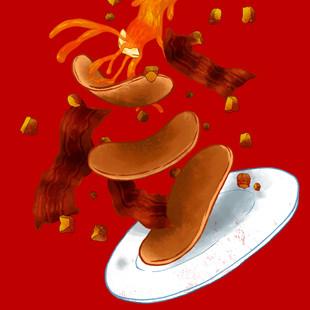 Favorable Pancake
