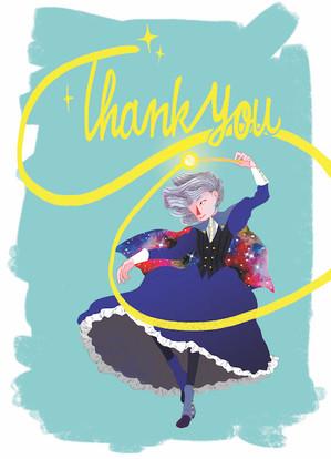 Magical Thanks