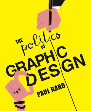 Mock Cover for Paul Rand Article