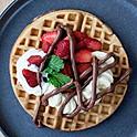 Belgian Waffles dulce