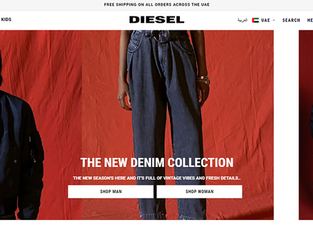 The Bench Advises Beside Group on Launch of Diesel E-Commerce Platform