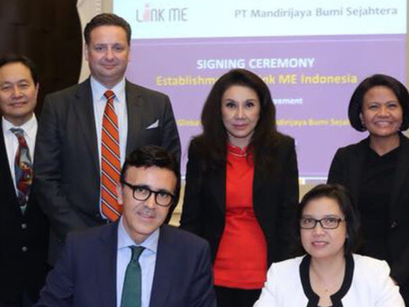 The Bench Advises Link ME on Joint Venture with Leading Indonesian Real Estate Developer