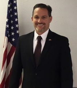 Photo of Mayor Kevin Johnston.