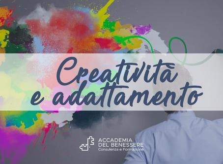 Il potere della creatività e adattamento
