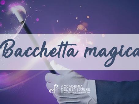 La sindrome della bacchetta magica