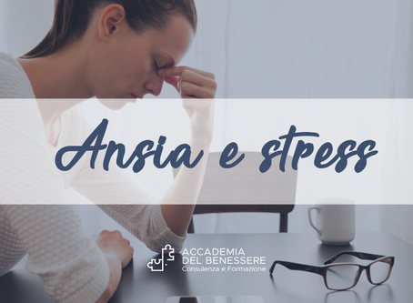 Come influisce sulla tua vita lo stress?