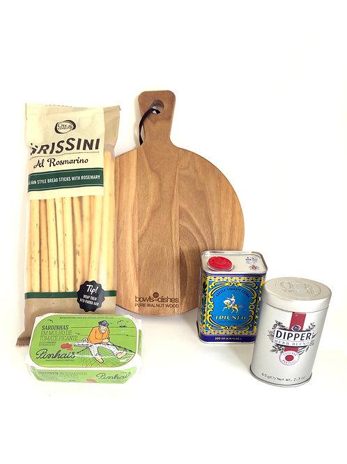 Luxe pakket i.s.m. Oil & Vinegar